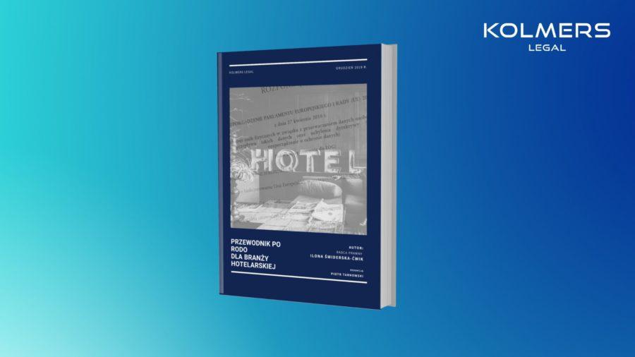 RODO – przewodnik dla branży hotelarskiej