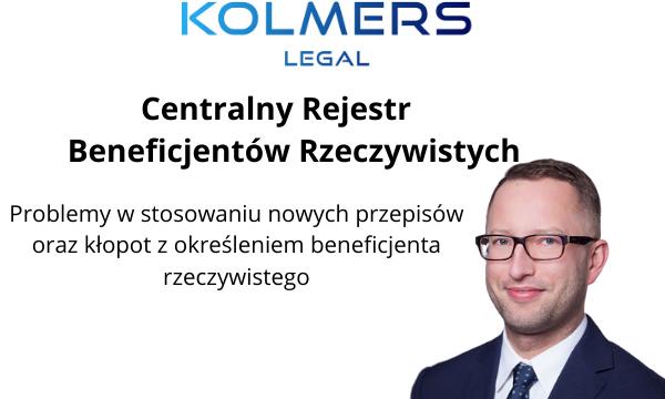 Centralny Rejestr Beneficjentów Rzeczywistych